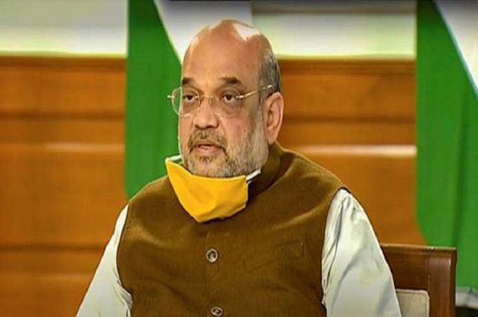 Union Home Ministry Amit Shah (Source Twitter)