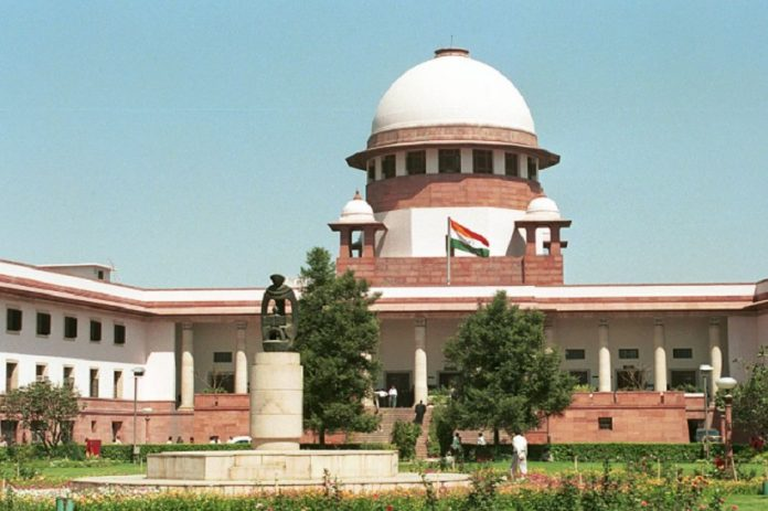 Supreme court of India (Source Twitter)